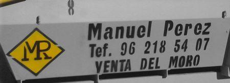 Manuel Pérez González