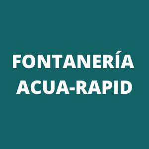 Fontanería Acua-Rapid