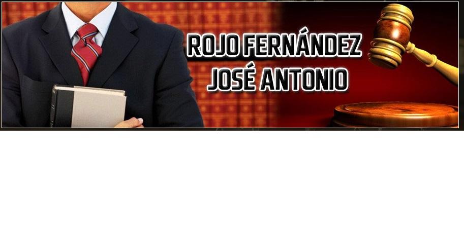 Rojo Fernández, José Antonio