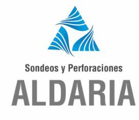 SONDEOS Y PERFORACIONES ALDARIA