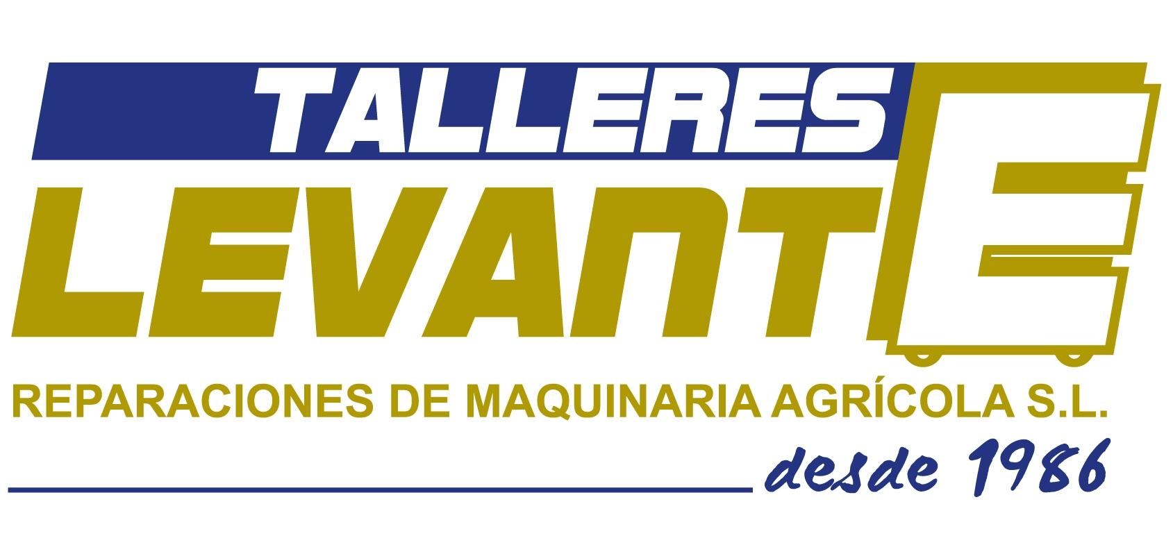 TALLERES LEVANTE REPARACIONES DE MAQUINARIA AGRÍCOLA S.L.