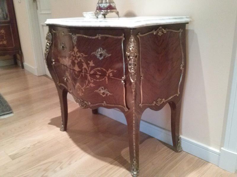 Juan carlos rodr guez restaurador de muebles madrid - Restaurador de muebles antiguos ...