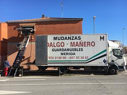 Imagen de Mudanzas Hidalgo Mañero