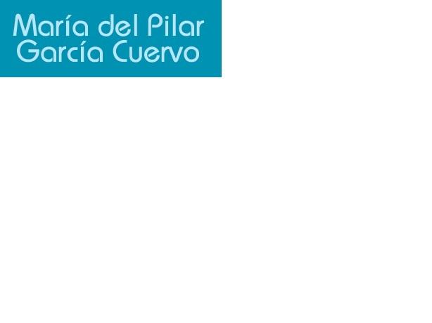 Pilar García Cuervo