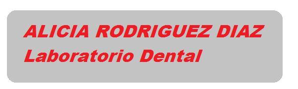 Alicia Rodríguez Díaz - Laboratorio Dental