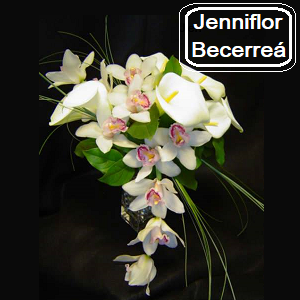 Floristería Jenniflor Becerreá