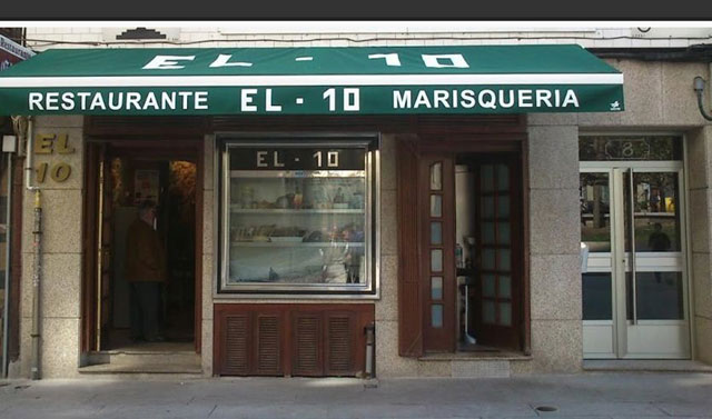 Restaurante El Diez 6