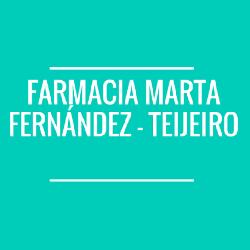 Farmacia Marta Fernández - Teijeiro