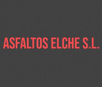 Asfaltos Elche