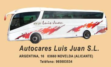 Autocares Luis Juan