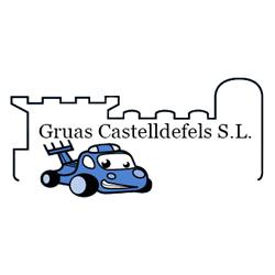 Grúas Castelldefels