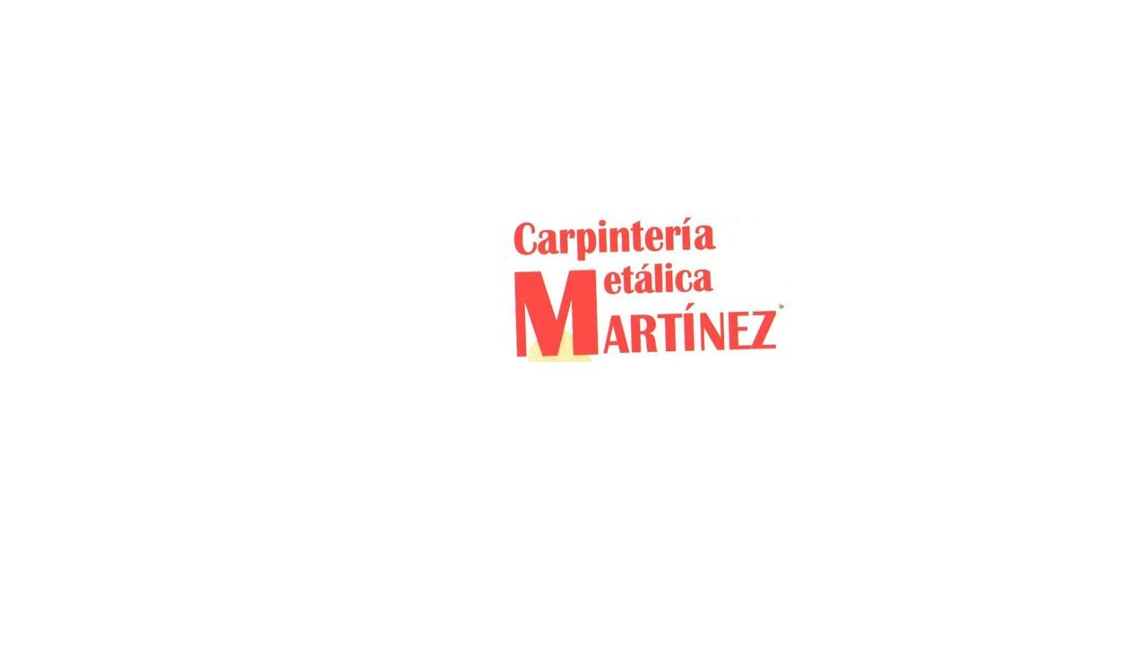 CARPINTERÍA METÁLICA MARTÍNEZ
