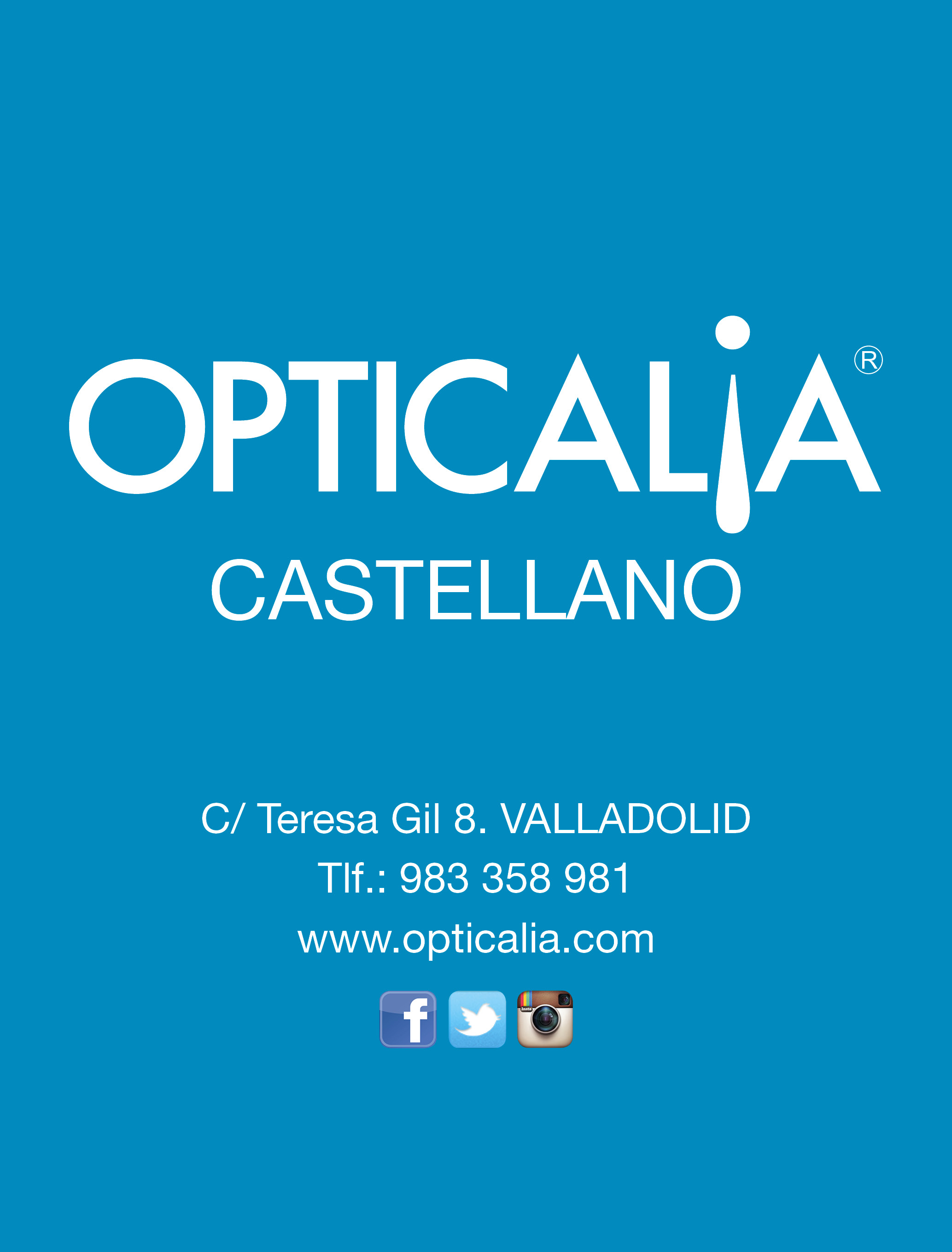 Opticalia Castellano