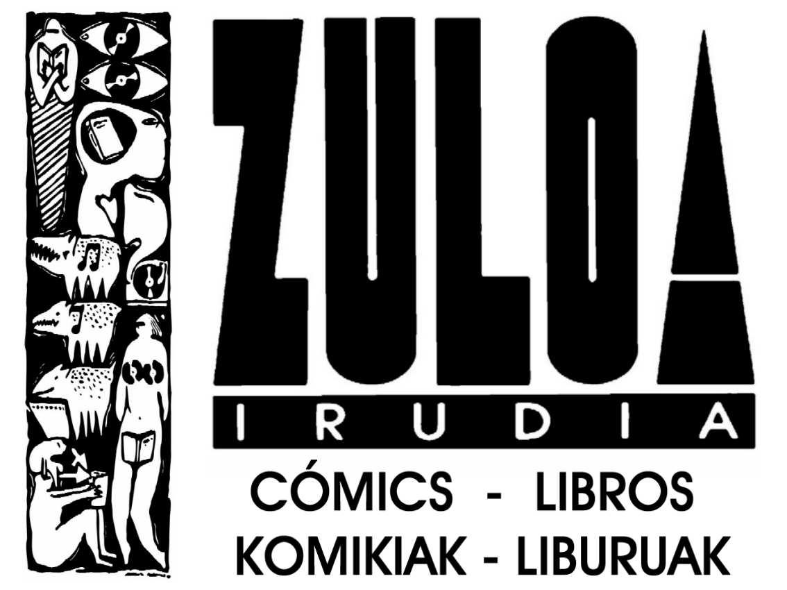 Librería Zuloa Irudia