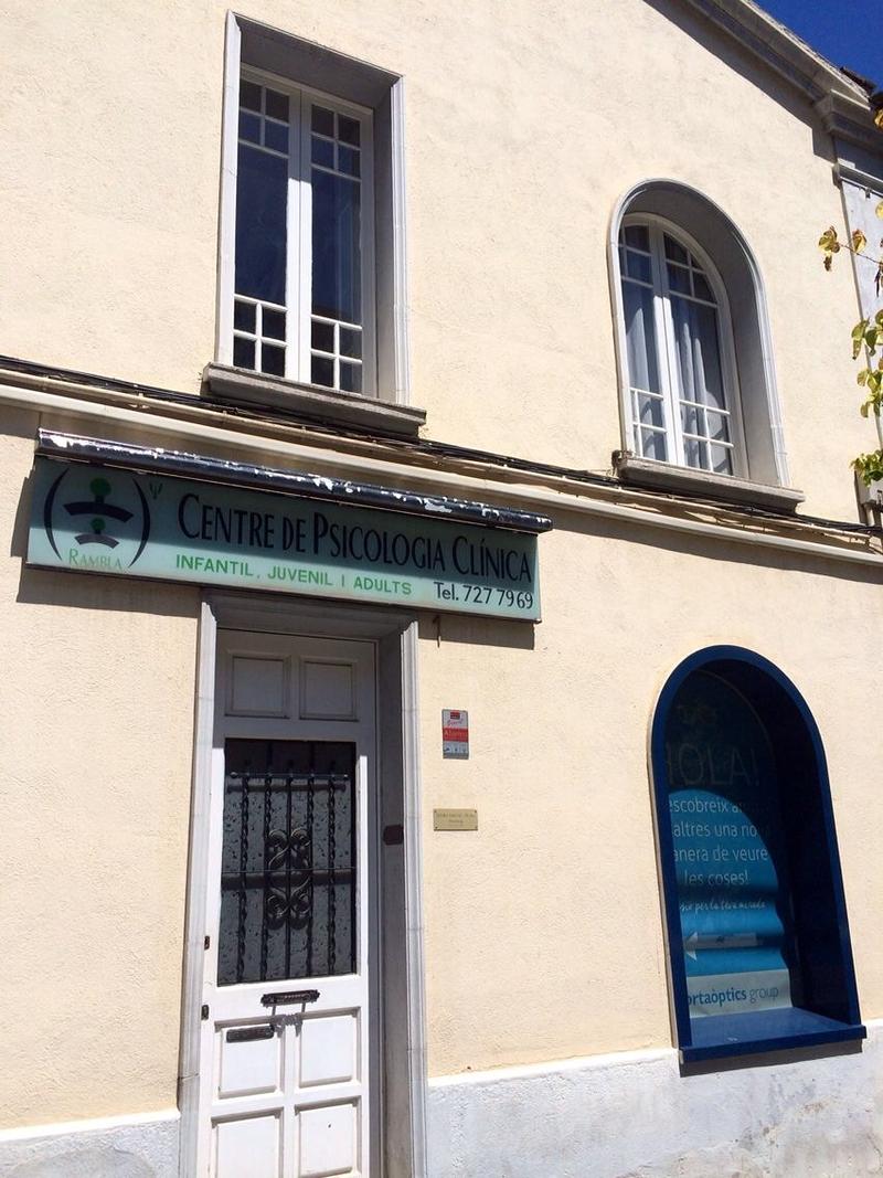 Centre De Psicología Clínica Rambla PSICÓLOGOS