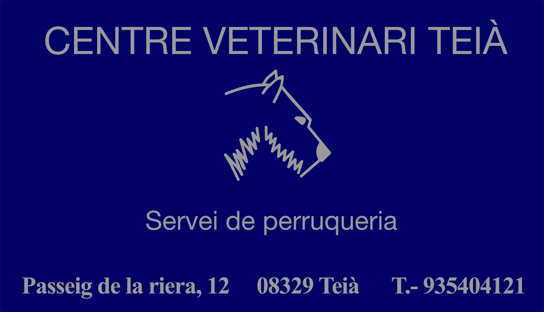 CENTRE VETERINARI TEIÀ