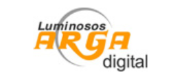 Imagen de Luminosos Arga Digital