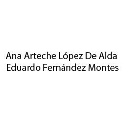 Ana Arteche López De Alda - Eduardo Fernández Montes