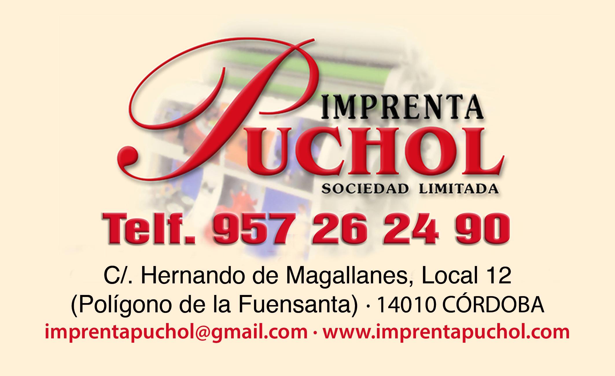 Imprenta Puchol S.l.