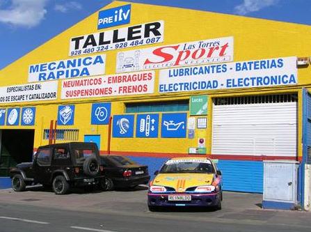 Taller las Torres Sport TALLERES MECANICOS PARA VEHICULOS