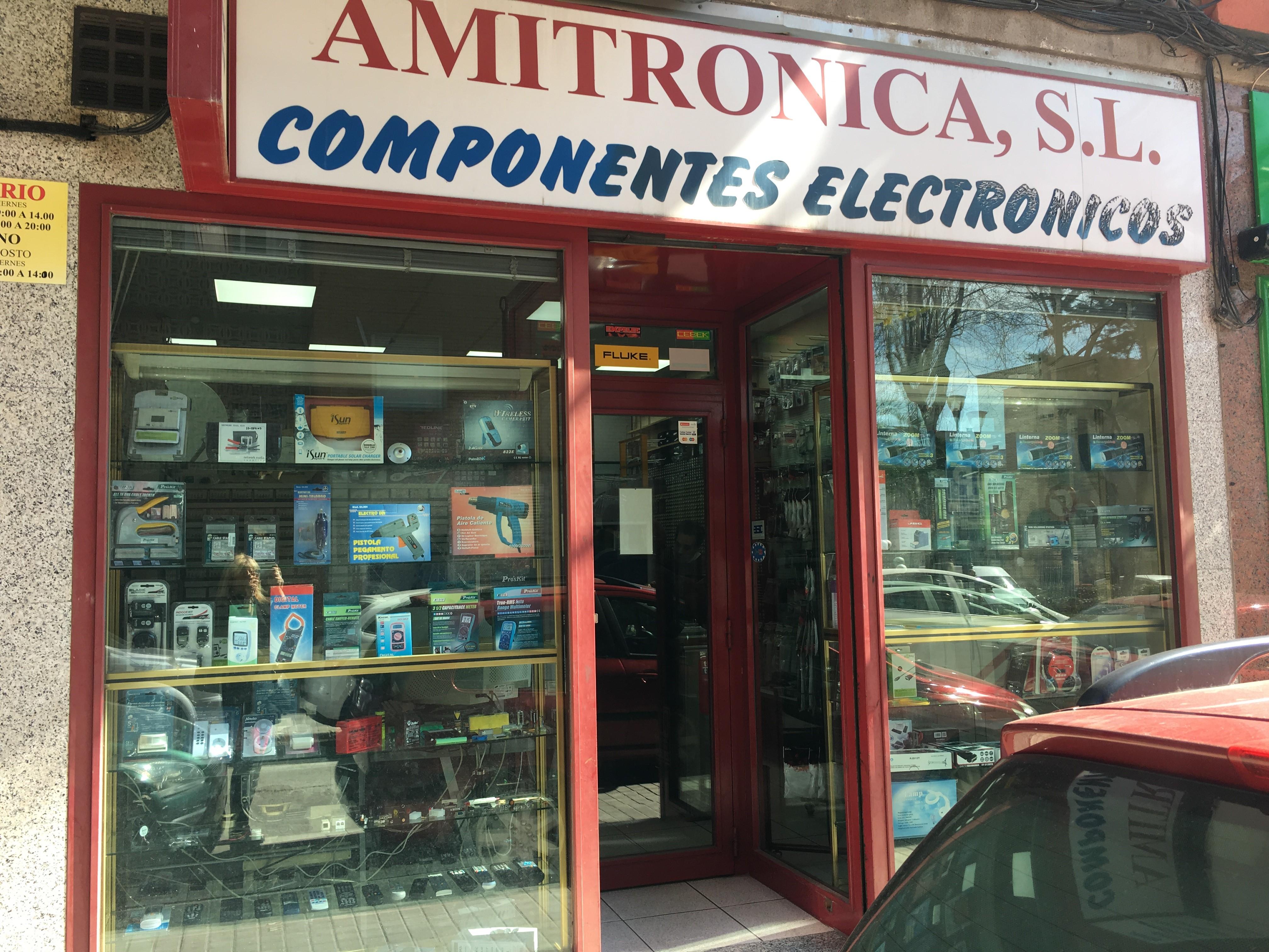 Amitrónica S.l.