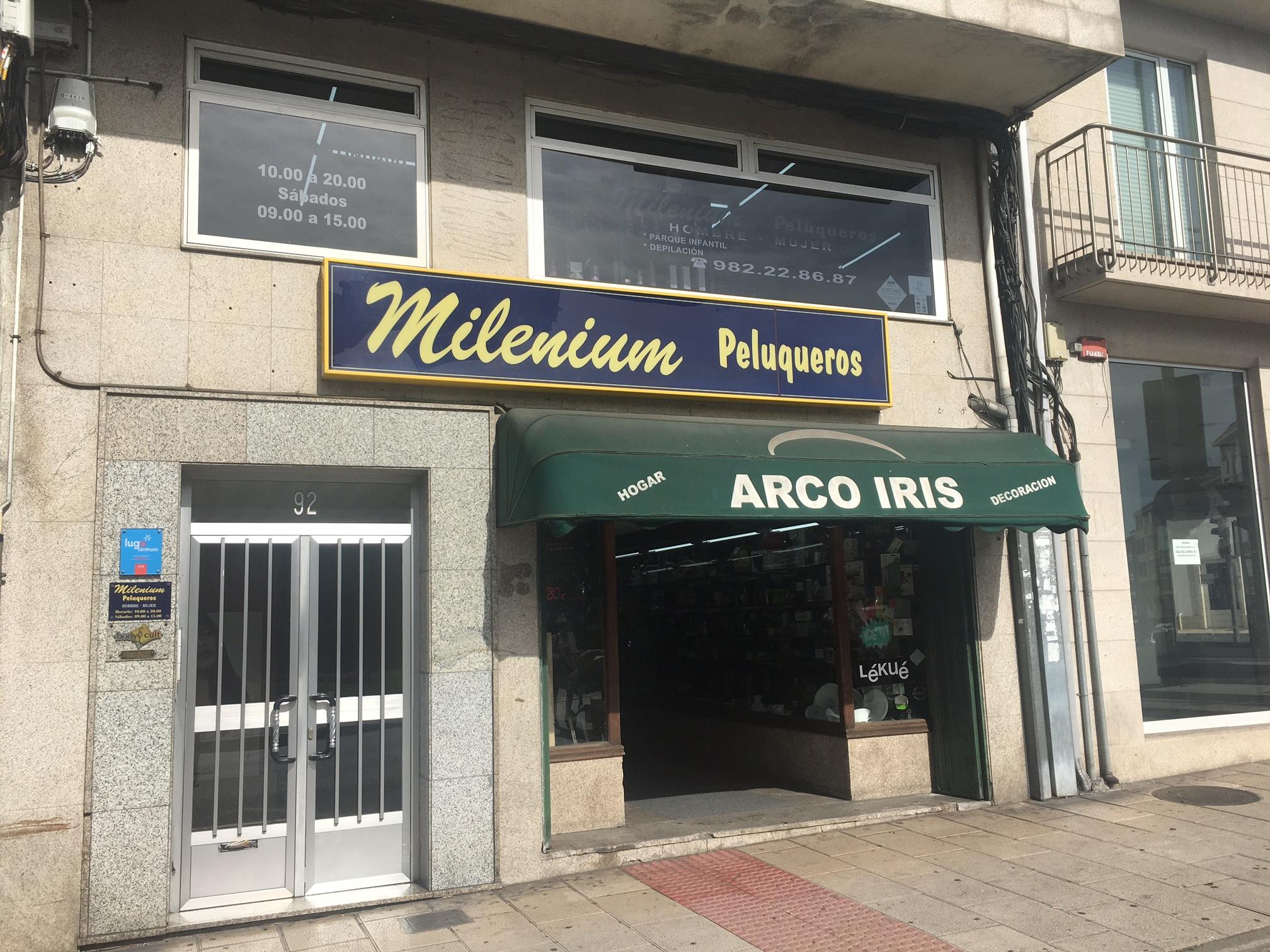 Milenium Peluqueros
