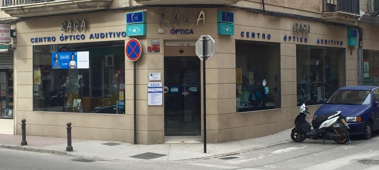 727ad3043ea8e CENTRO ÓPTICO RAGA - Linares - Julio Burell, 19 BAJO(LOCAL ...