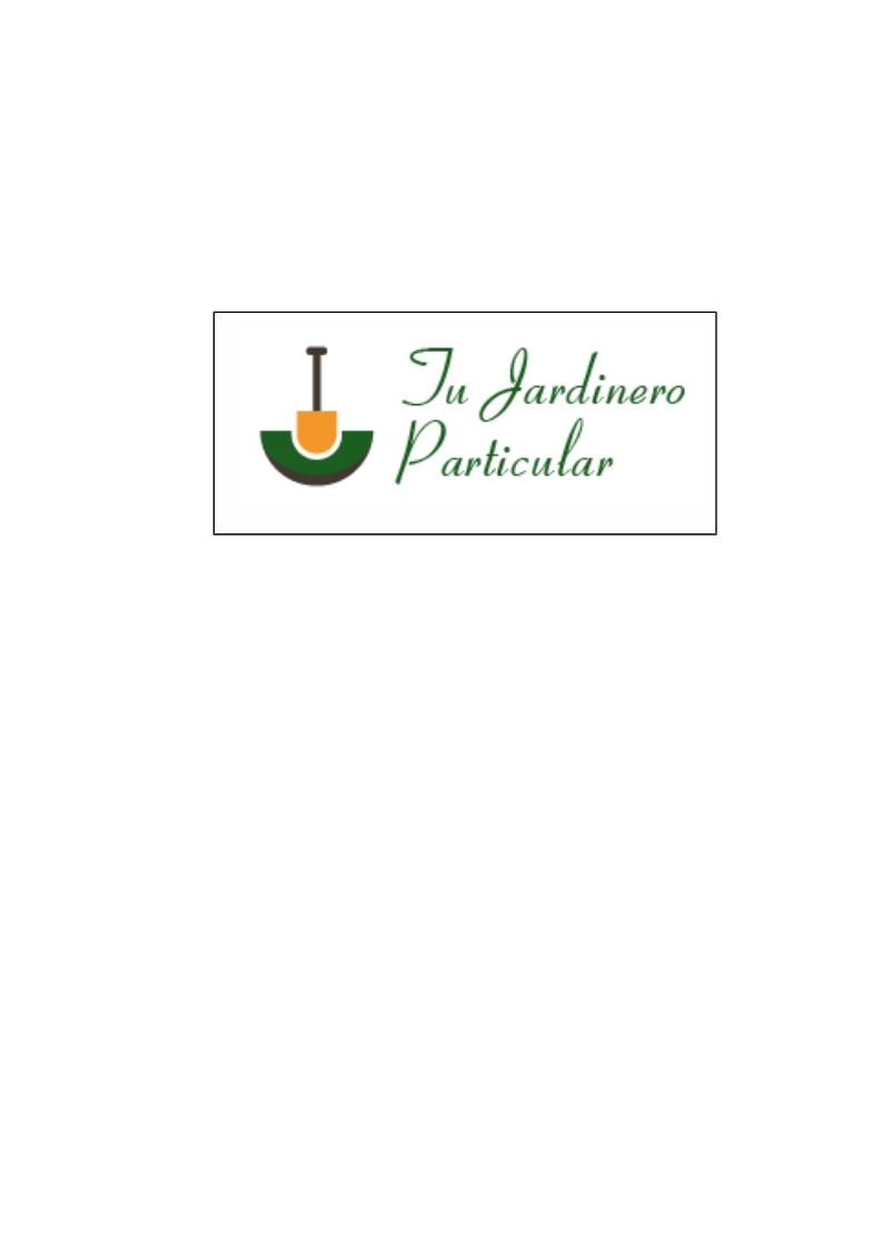 Tu Jardinero Particular S.L