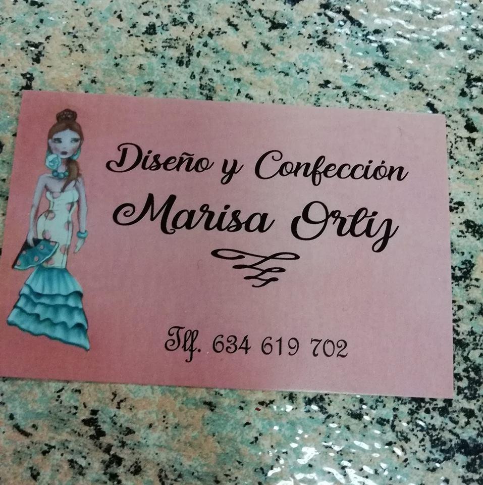 Marisa Ortiz Moda Flamenca y Ceremonia