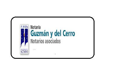 NOTARIA LUIS MOROTE -Guzmán Y Del Cerro Notarios Asociados