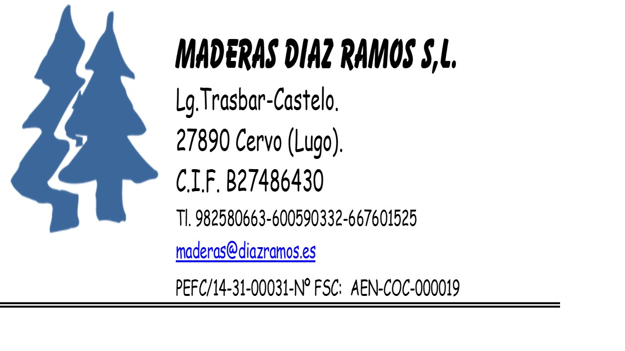 MADERAS DÍAZ RAMOS S.L.