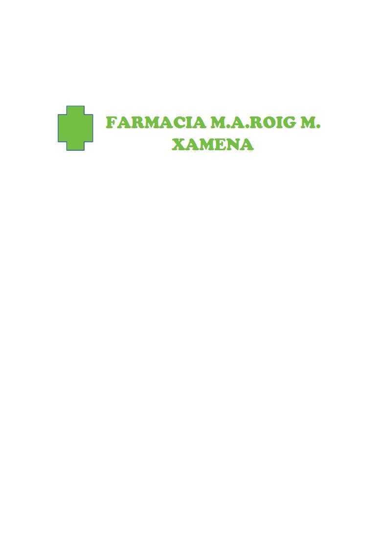 Farmacia M. A. Roig - M. Xamena
