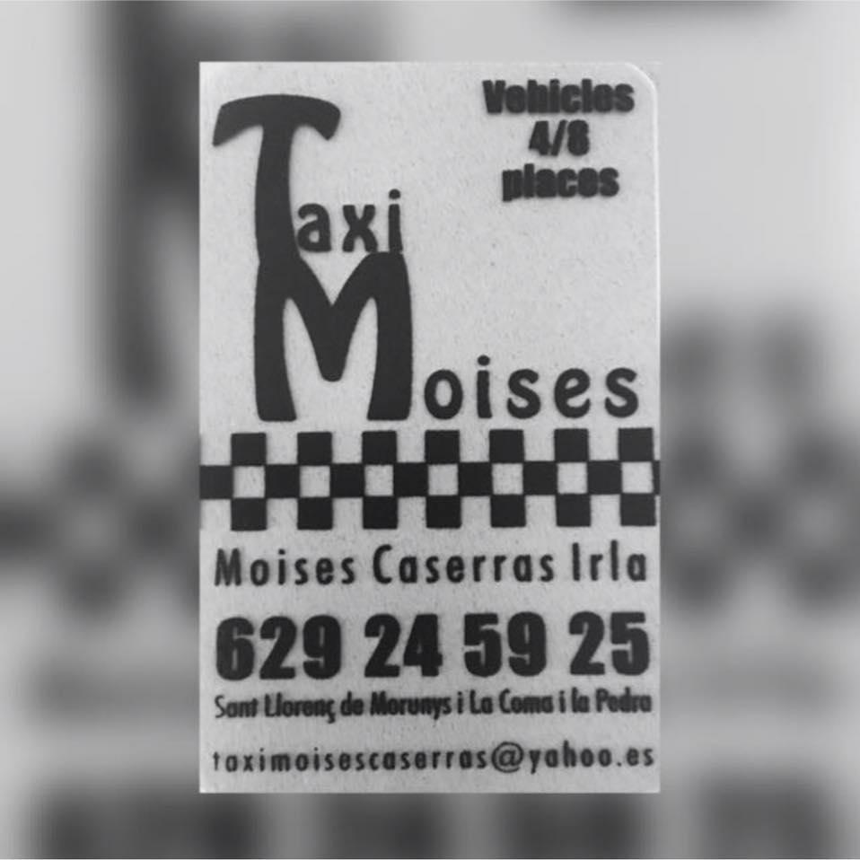 Taxi Moisés