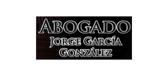 Abogado Jorge García González
