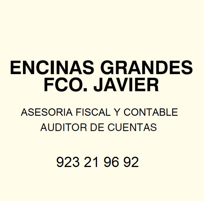 Encinas Grandes Francisco Javier