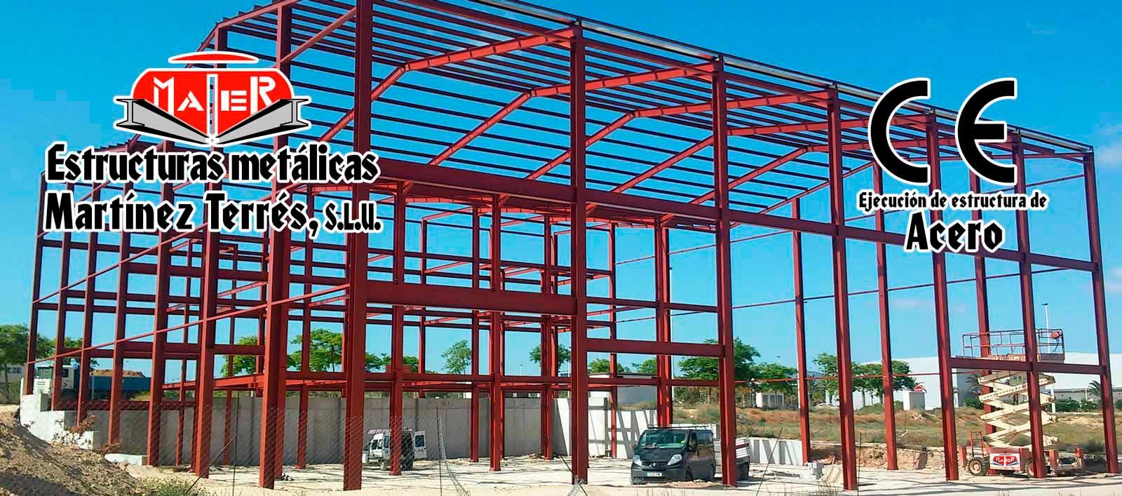 Estructuras Metálicas Martínez Terres S.L.U.