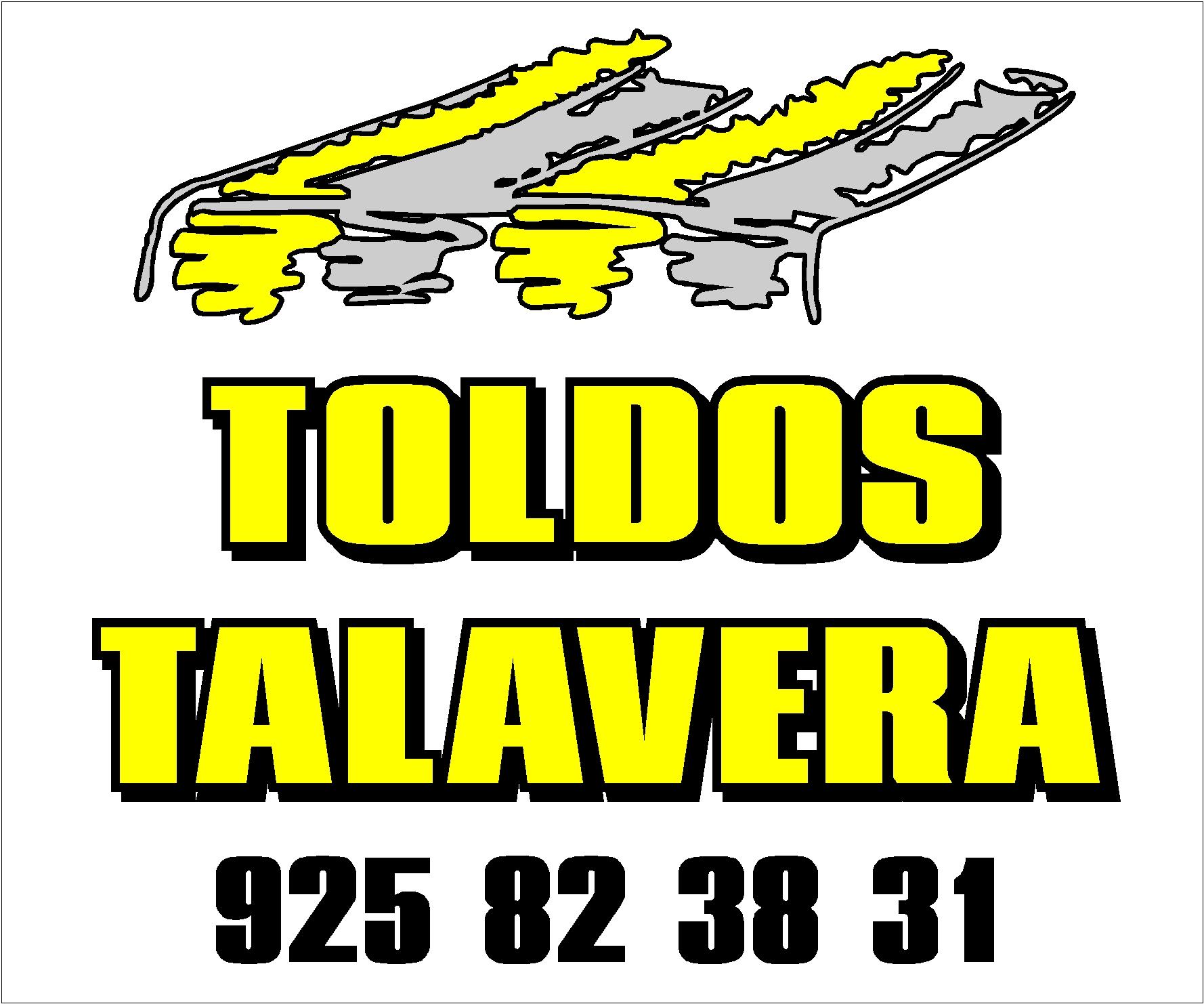 TOLDOS TALAVERA
