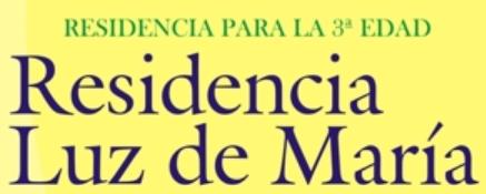 Residencia 3ª Edad Luz De María