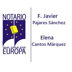 Notaría F. Javier Pajares Sánchez y Elena Cantos Márquez