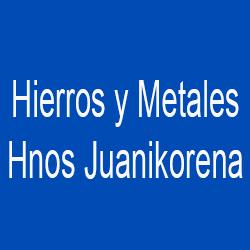 Hierros y Metales Hnos Juanikorena