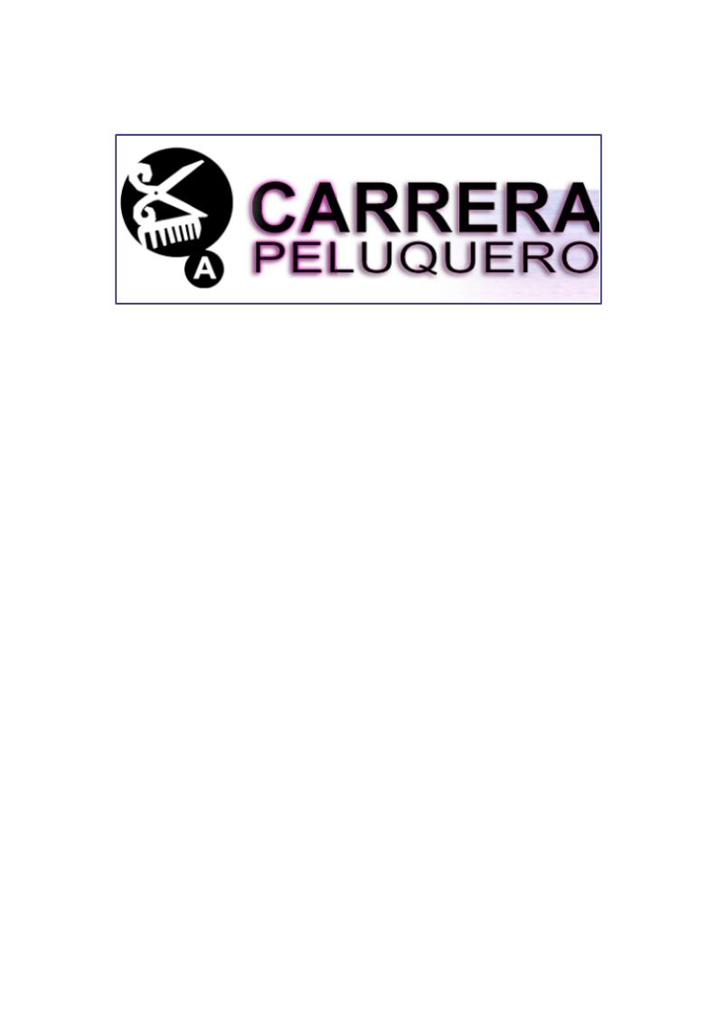 Carrera Peluquero