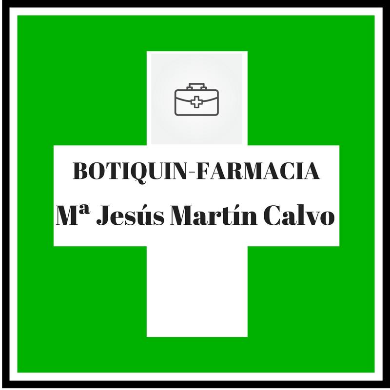 Botiquin - Farmacia M.ª Jesús Martín Calvo