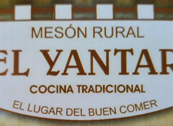 Mesón Rural El Buen Yantar