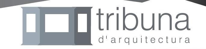 TRIBUNA D'ARQUITECTURA - LLUIS ROIG