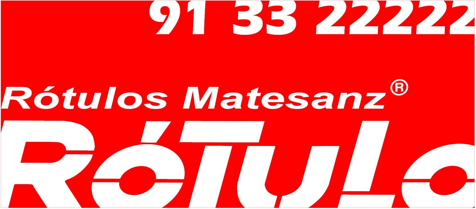 Rótulos Matesánz