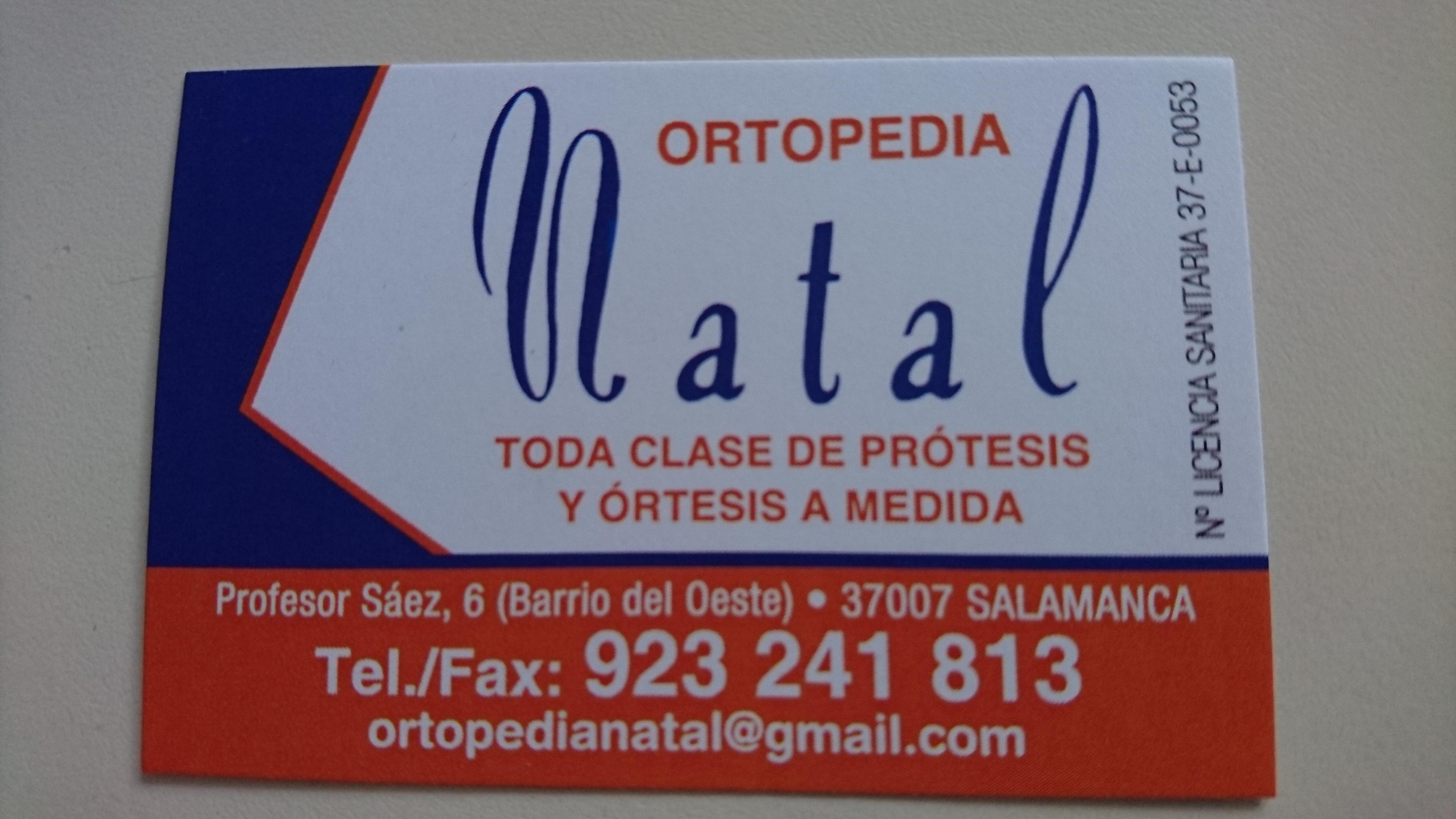 Ortopedia Natal