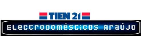 Electrodomésticos Araújo - Tien 21