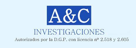 A & C INVESTIGACIONES - DETECTIVES