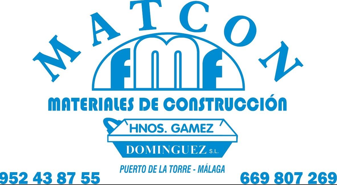 Matcon Hermanos Gámez Domínguez, Materiales de Construccion