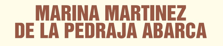 Marina Martínez De La Pedraja Abarca